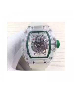 Replica Richard Mille RM056-01 Limtied Edition Green Dial M9015