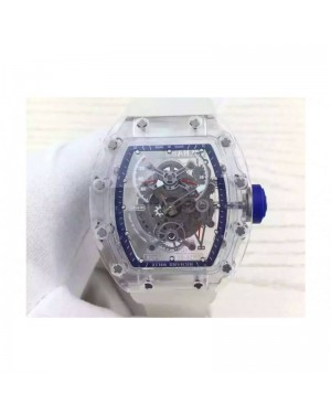 Replica Richard Mille RM056-01 Limtied Edition Blue Dial M9015