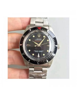 Replica Rolex Milgauss 6541 50TH Anniversary LF Stainless Steel Black Dial Swiss 2836-2