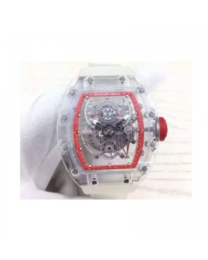 Replica Richard Mille RM056-01 Limtied Edition Red Dial M9015